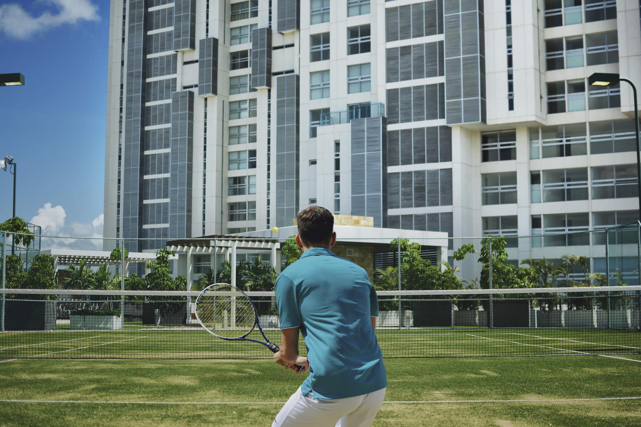 Country Towers calidad de vida