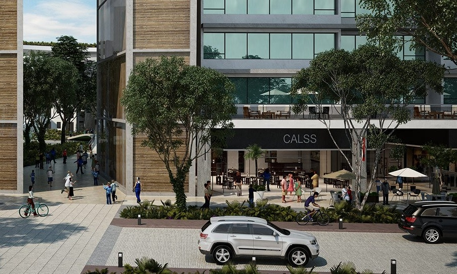 Paseo Country Lyfestyle mall