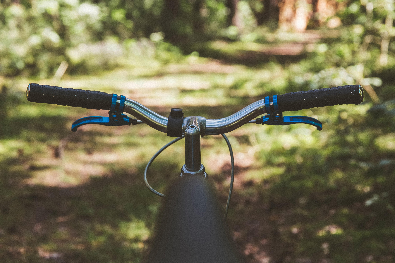 andar en bicicleta via montejo