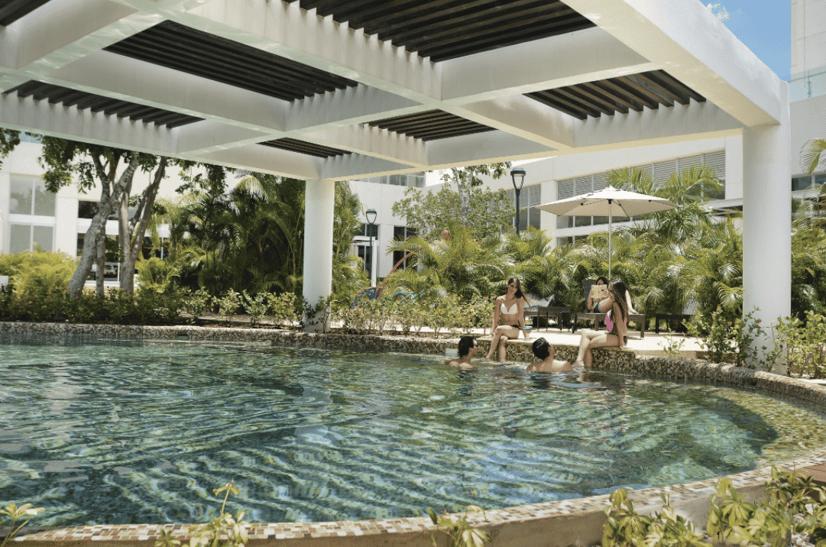 Departamentos con piscina mérida