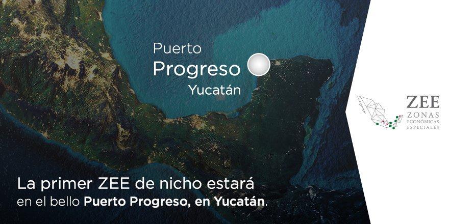 zona economica especial en yucatan