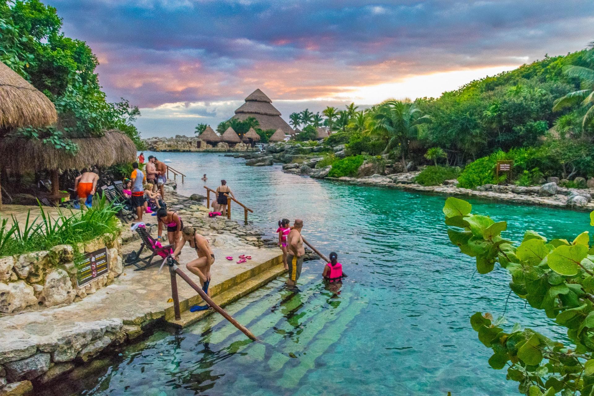 xcaret mexico riviera maya