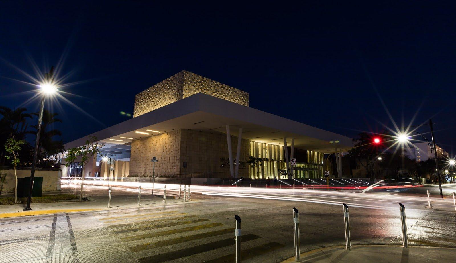 centro internacional de congresos yucatan