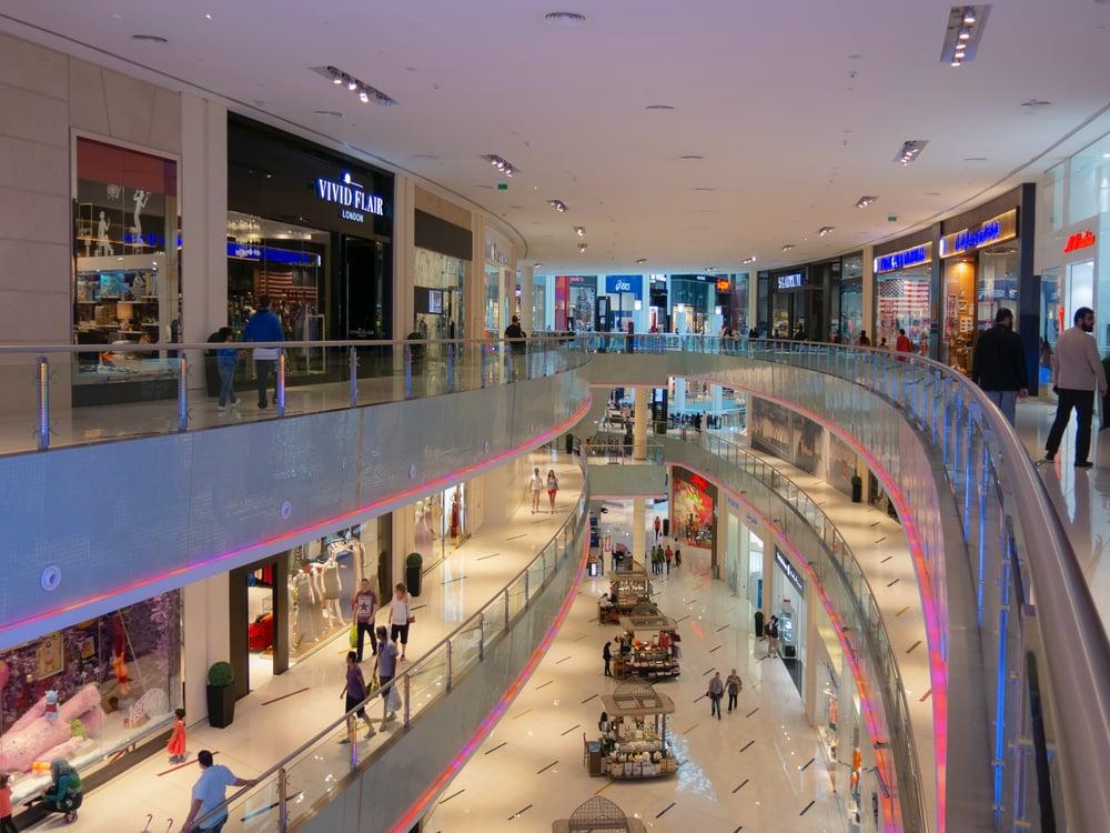 medidas Covid centros comerciales