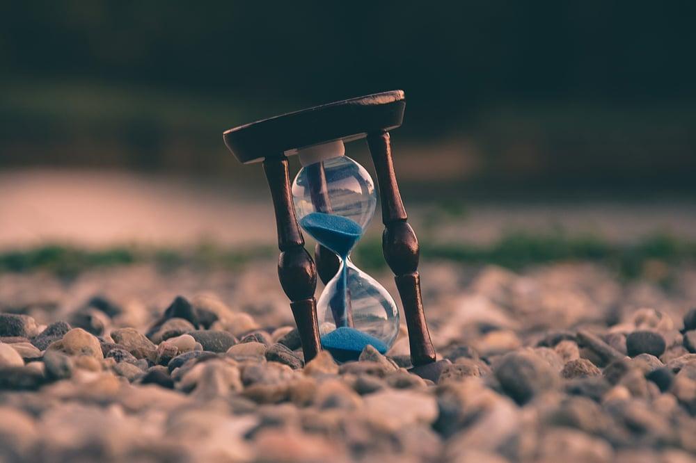 tiempo reloj