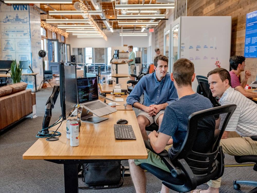 oficina espacio diseño
