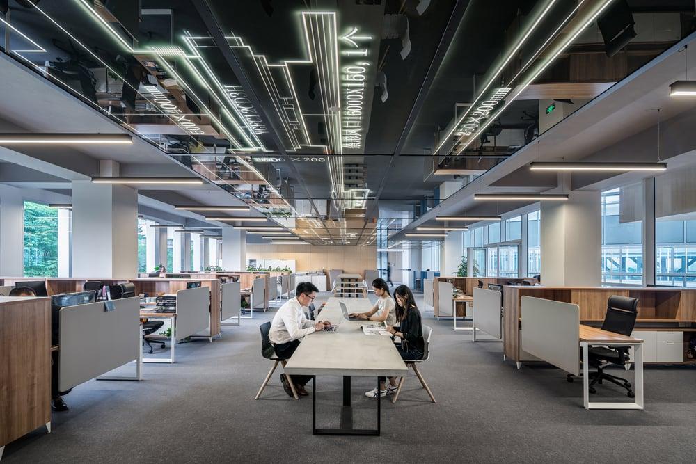 oficinas diseño arquitectura