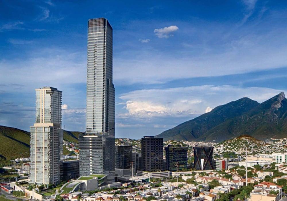 Torre KOI Mexico