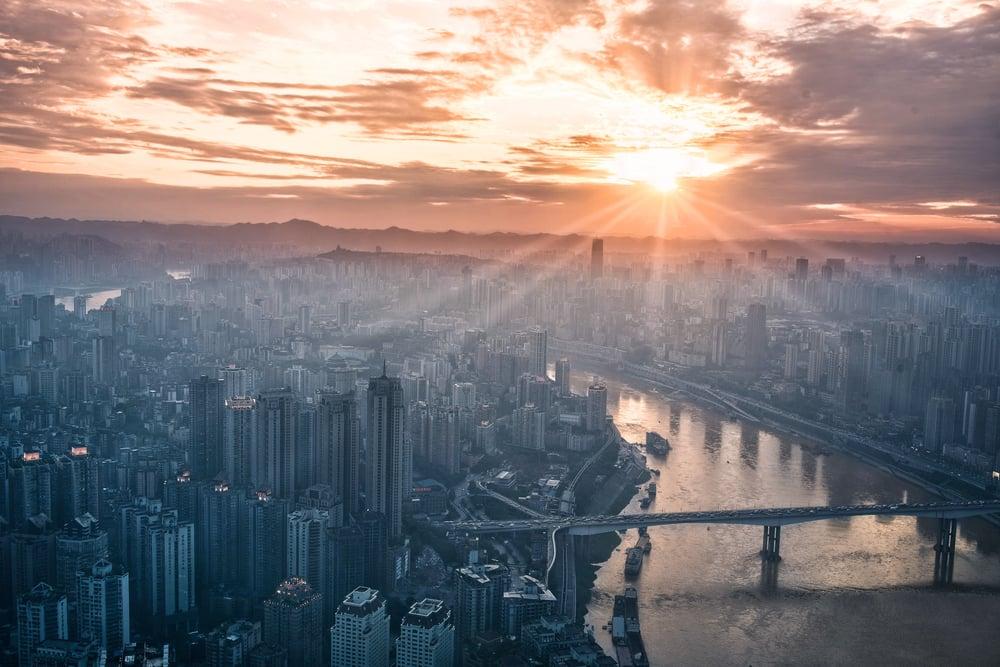 ciudades contaminacion