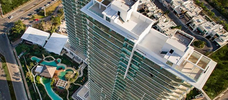 country towers altabrisa mejores zonas para vivir en merida