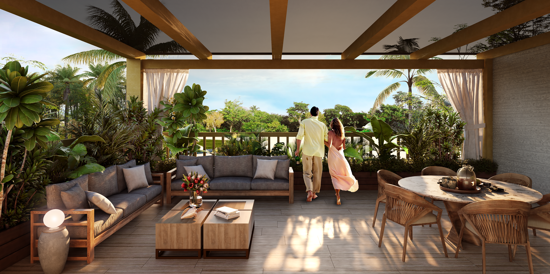 Amanhá Residences, el hogar ideal para gozar la vida