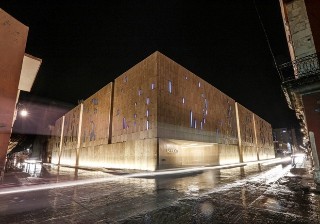 Palacio de la música noche