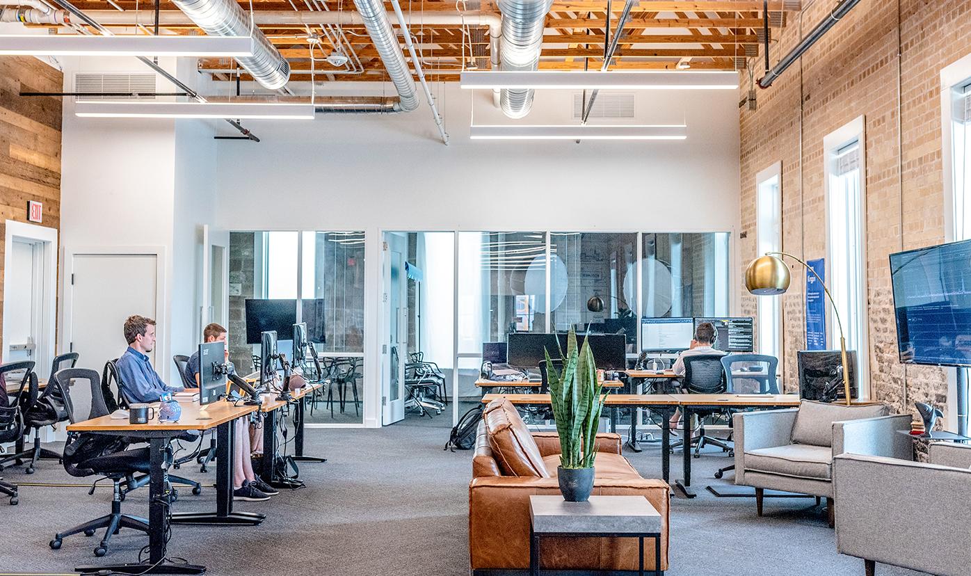 oficina perfecta productividad