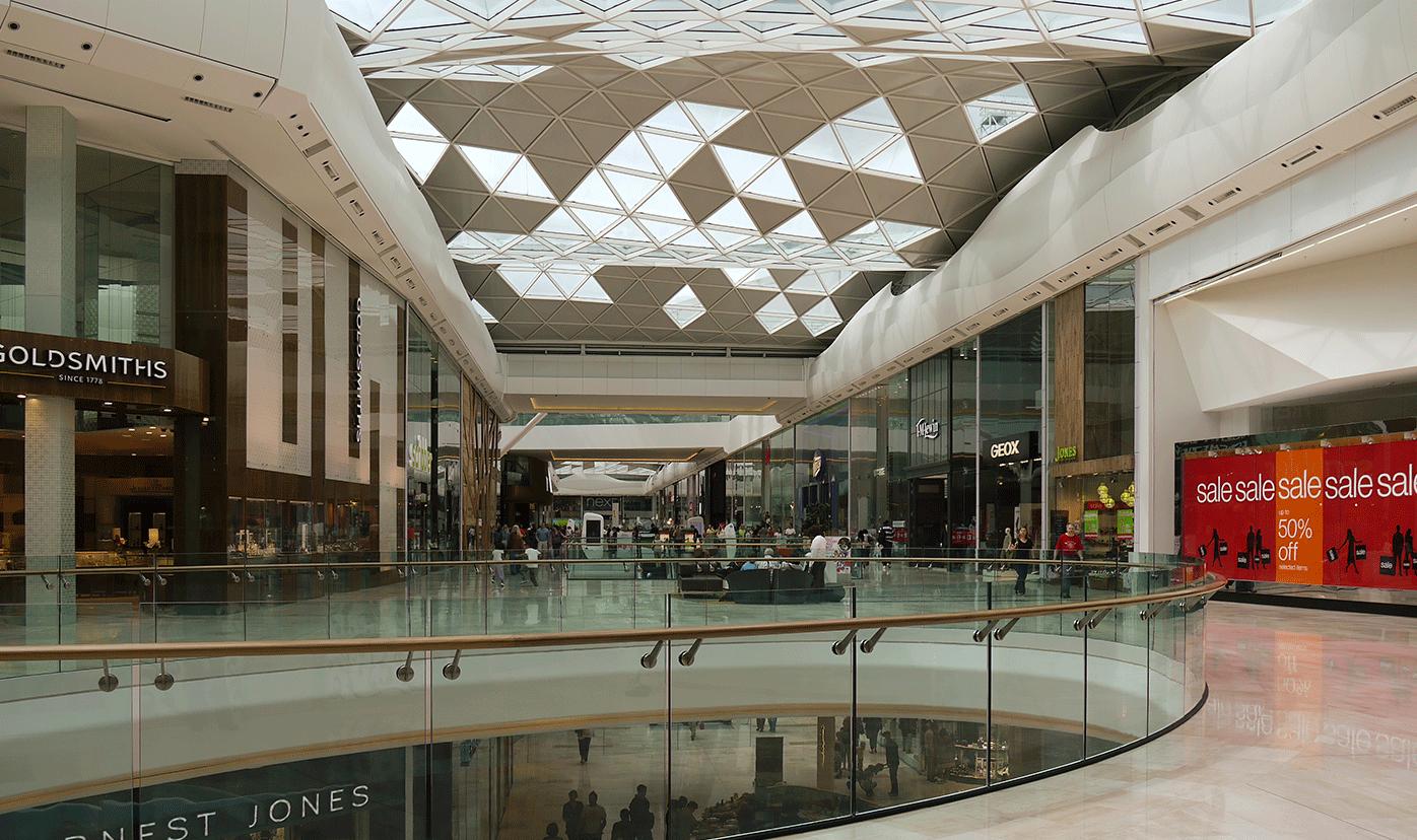 centros comerciales nueva normalidad